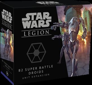 Star Wars Legion: B2 Super Battle Droids Unit Expansion