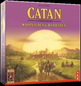 De Kolonisten van Catan: Kooplieden en Barbaren