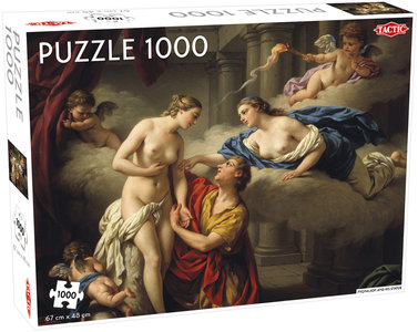 Pygmalion and his Statue - Puzzel (1000)