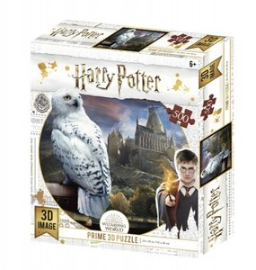 Harry Potter: Hedwig - Prime 3D Puzzle (500)