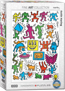 Keith Haring - Puzzel (1000)