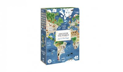 Discover the World - Look & Find Puzzel (200)