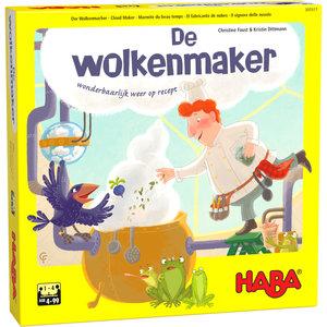 De wolkenmaker (4+)
