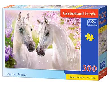 Romantic Horses - Puzzle (300)