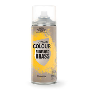 Runelord Brass Spray 400ml (Citadel)
