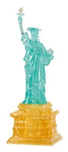 the Statue of Liberty - Crystal 3D Puzzel (78)