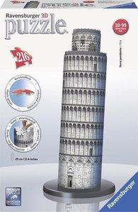 Toren van Pisa - 3D Puzzel (219)