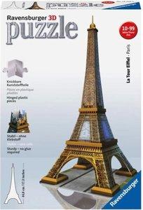 La Tour Eiffel - 3D Puzzel (224)