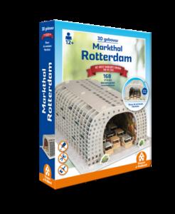 Rotterdam: Markthal - 3D Puzzel (168)