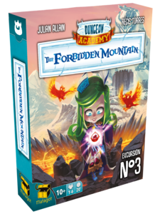 Dungeon Academy: The Forbidden Mountain (Excursion 2)