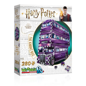 Harry Potter: The Knight Bus - Wrebbit 3D Puzzle (280)