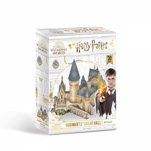 Harry Potter: Great Hall - 3D Puzzle (185)
