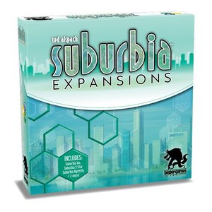 Suburbia: Expansions