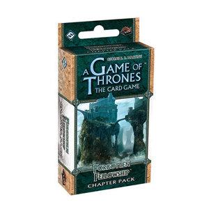 [LICHT BESCHADIGD] A Game of Thrones: The Card Game - Forgotten Fellowship