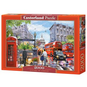 Spring in London - Puzzel (2000)