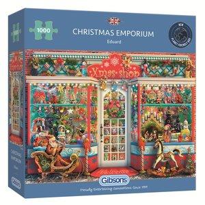 Christmas Emporium - Puzzel (1000)