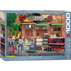 Rock Shop - Puzzel (1000)