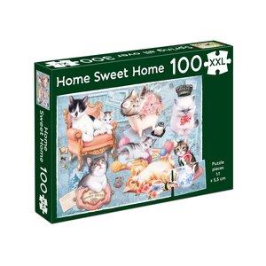 Home Sweet Home - Puzzel (100XXL)