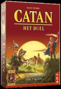 Catan: Het Duel (Catan voor twee spelers)