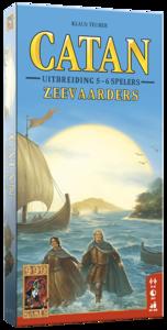 De Kolonisten van Catan: Zeevaarders (Uitbreidingsset 5/6 spelers)