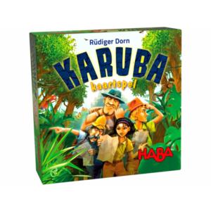 Karuba: Het Kaartspel