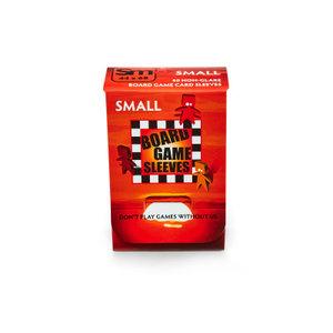 Board Game Sleeves (Non-Glare): Small (44x68mm) - 50 stuks
