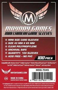 Mayday Card Sleeves: Mini Chimera USA (43x65mm) - 100 stuks