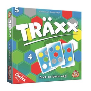 Träxx (groot formaat met afwisbare bordjes)