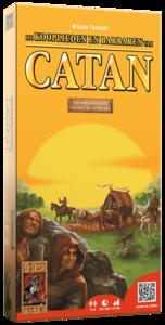 De Kolonisten van Catan: Kooplieden en Barbaren (Uitbreidingsset 5/6 spelers)