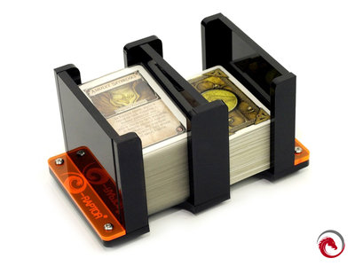 Card Holder: 2S Solid (e-Raptor)