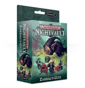 Warhammer Underworlds: Nightvault - Zarbag's Gitz