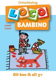 Bambino Loco - Dit kan ik al! (3+ jaar)
