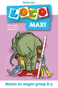 Maxi Loco - Meten en Wegen (9-11 jaar)