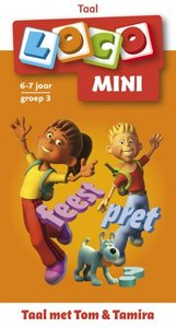 Mini Loco - Taal met Tom & Tamira (6-7 jaar)