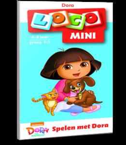 Mini Loco - Spelen met Dora (4-6 jaar)