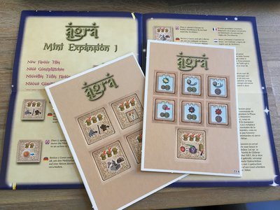 Promo Agra: Mini-Expansion 1
