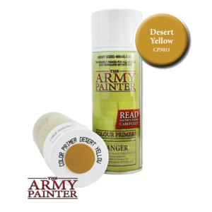 Colour Primer - Desert Yellow (The Army Painter)