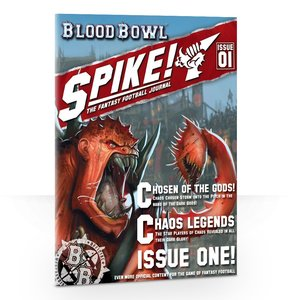 Spike! The Fantasy Football Journal – Issue 1