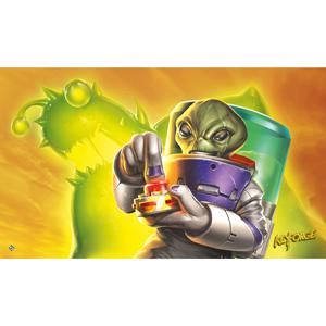 Keyforge: Martian Madness Playmat