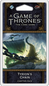A Game of Thrones: The Card Game (Second Edition) - Tyrion's Chain