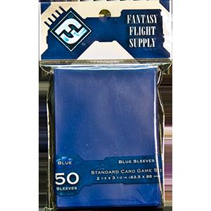 Fantasy Flight Game Sleeves (Blue): Standard (63,5x88mm)
