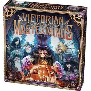 Victorian Masterminds box