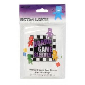 Board Game Sleeves: Extra Large (65x100mm) - 100 stuks