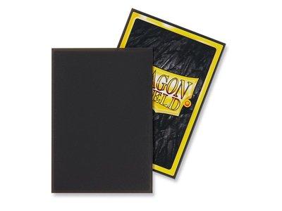 Dragon Shield Card Sleeves: Japanese Matte Slate (59x86mm)