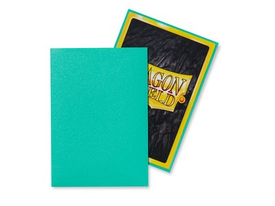 Dragon Shield Card Sleeves: Japanese Matte Mint (59x86mm0)