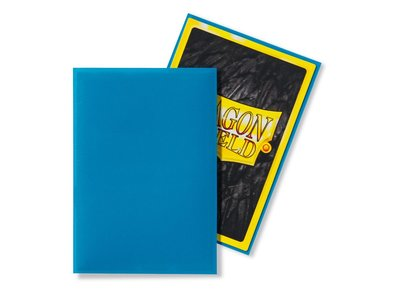 Dragon Shield Card Sleeves: Japanese Matte Sky Blue (59x86mm)