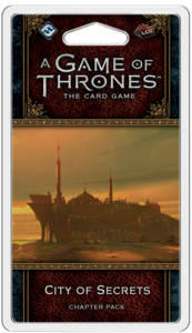 A Game of Thrones: The Card Game (Second Edition) - City of Secrets
