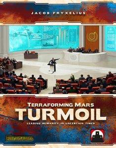 Terraforming Mars: Turmoil [KICKSTARTER VERSIE, NL]
