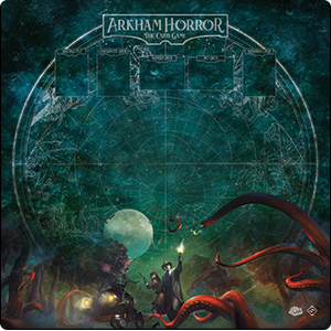 Arkham Horror: The Card Game - Countless Terrors 4 Player Mat