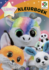 Kleurboek: LUMO Stars